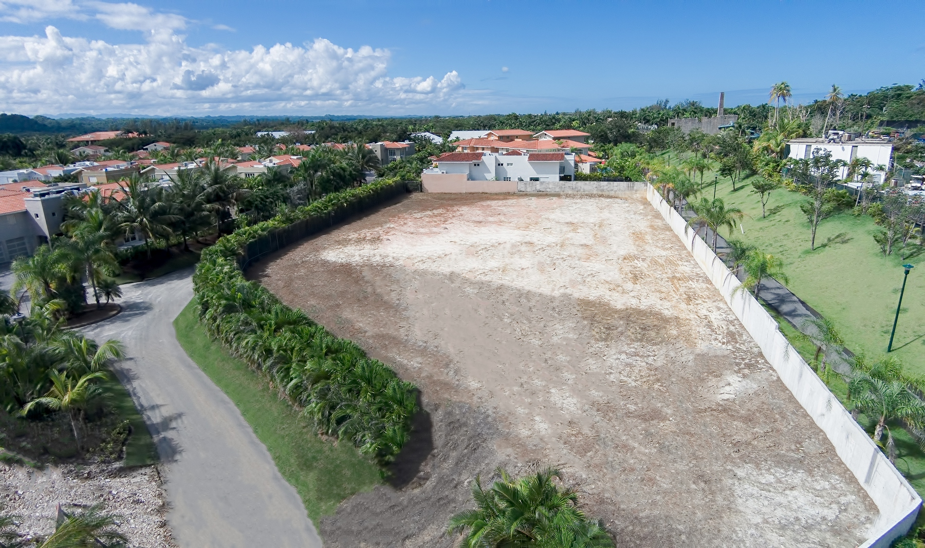 Terreno per Vendita alle ore Dorado Beach East Unique Lot Opportunity 323 Dorado Beach East Dorado Beach, Puerto Rico 00646 Porto Rico