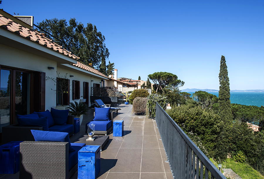 Apartment for Sale at Magnificent property on Monte Argentario Via Panoramica Porto Santo Stefano, Grosseto 58019 Italy