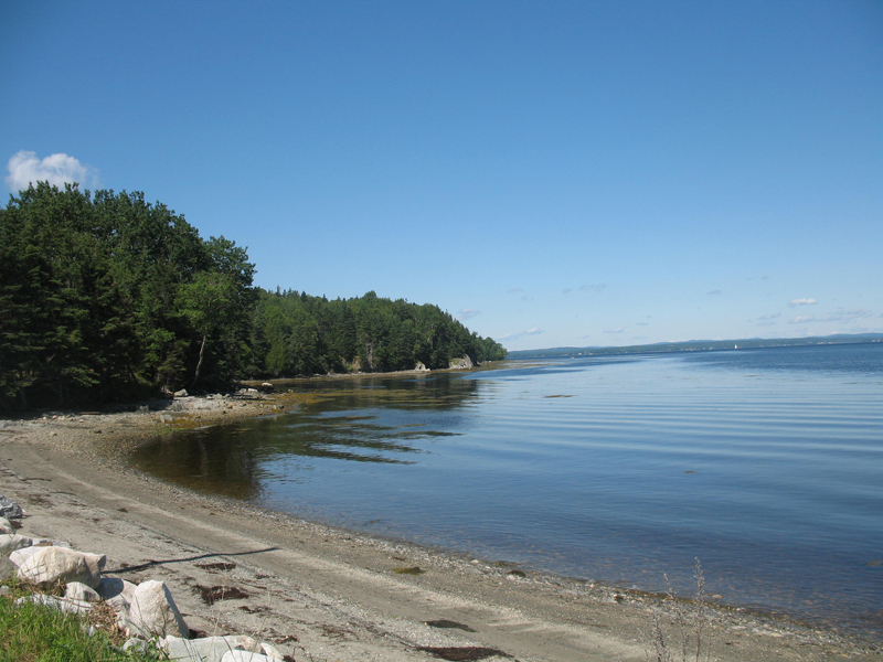 Land for Sale at Ryders Cove Ryder's Cove Rd Map 42 Lot 8 & Lot 3 Islesboro, Maine, 04848 United States