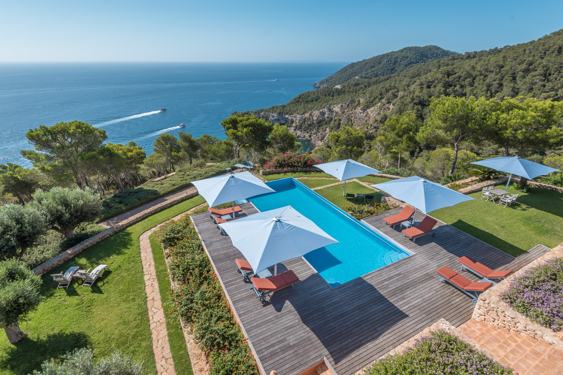 Property For Sale at Rustic Villa With Breathtaking Sea Views