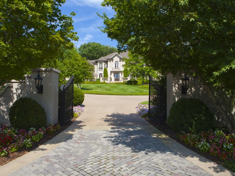 sales property at Private Nashville Estate