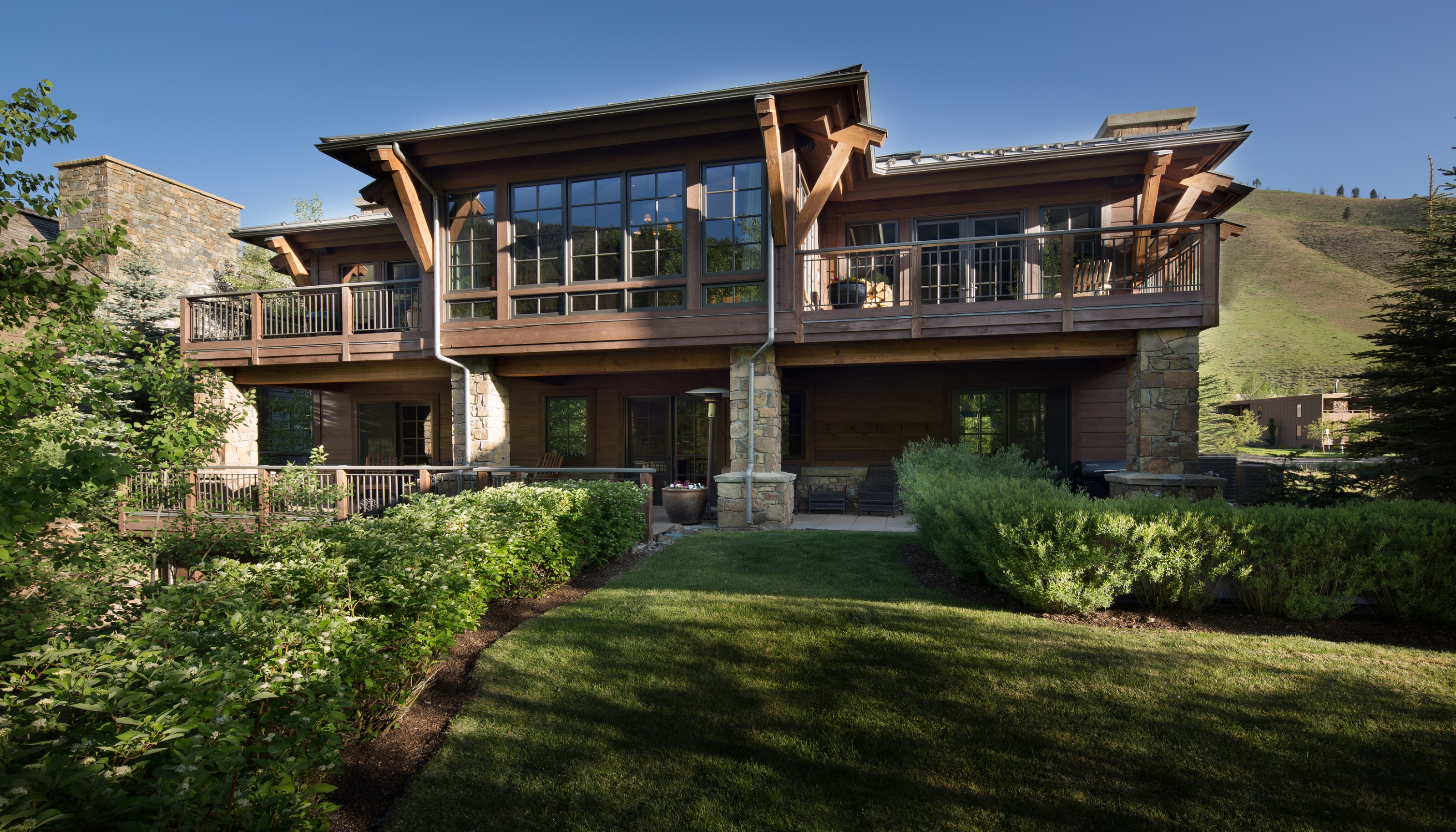 Casa Unifamiliar por un Venta en Luxurious Ski Retreat 119 Ritchie Dr. Ketchum, Idaho 83340 Estados Unidos