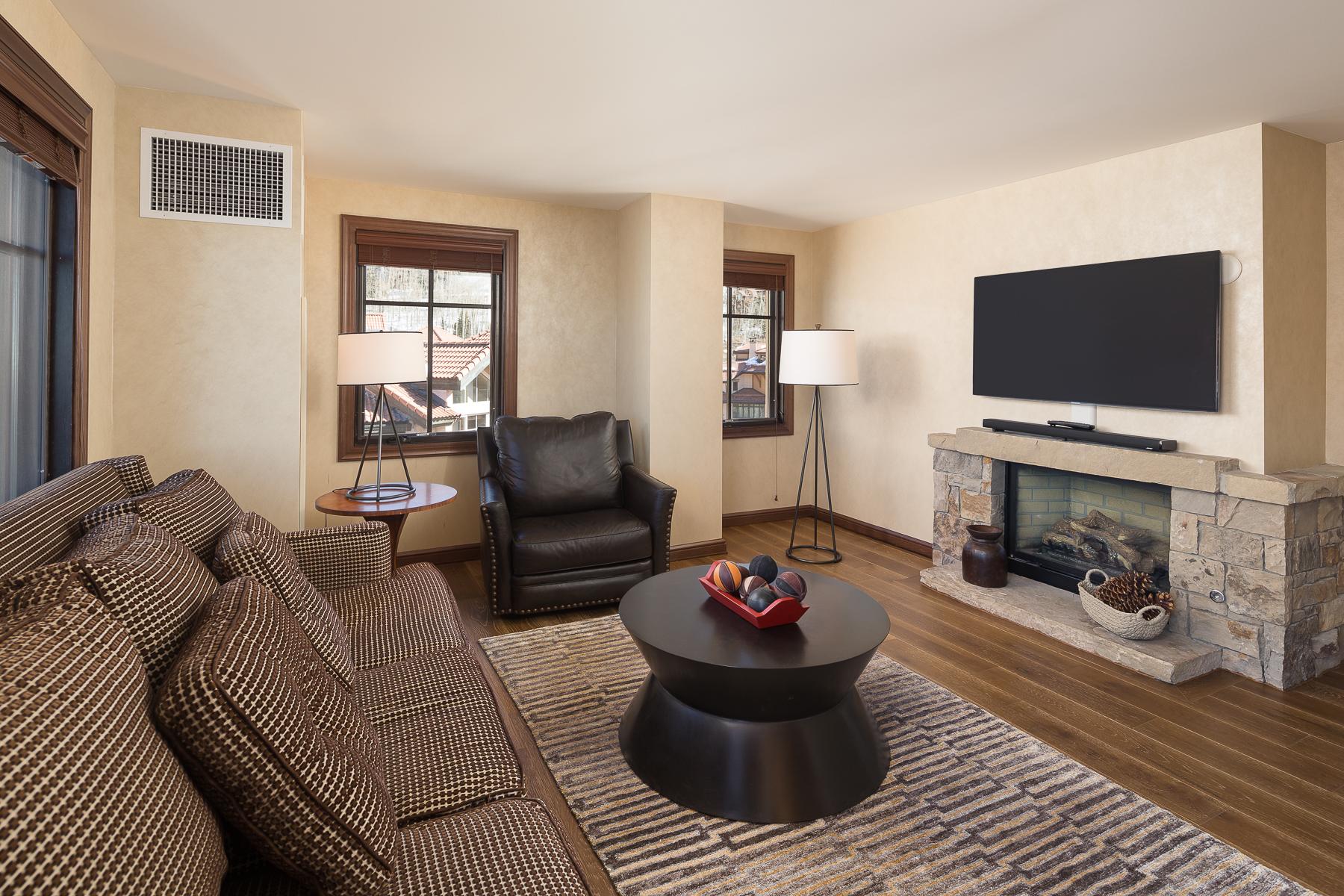 コンドミニアム のために 売買 アット Residence 617, Madeline Hotel & Residences 568 Mountain Village Boulevard, Residence 617 Telluride, コロラド 81435 アメリカ合衆国