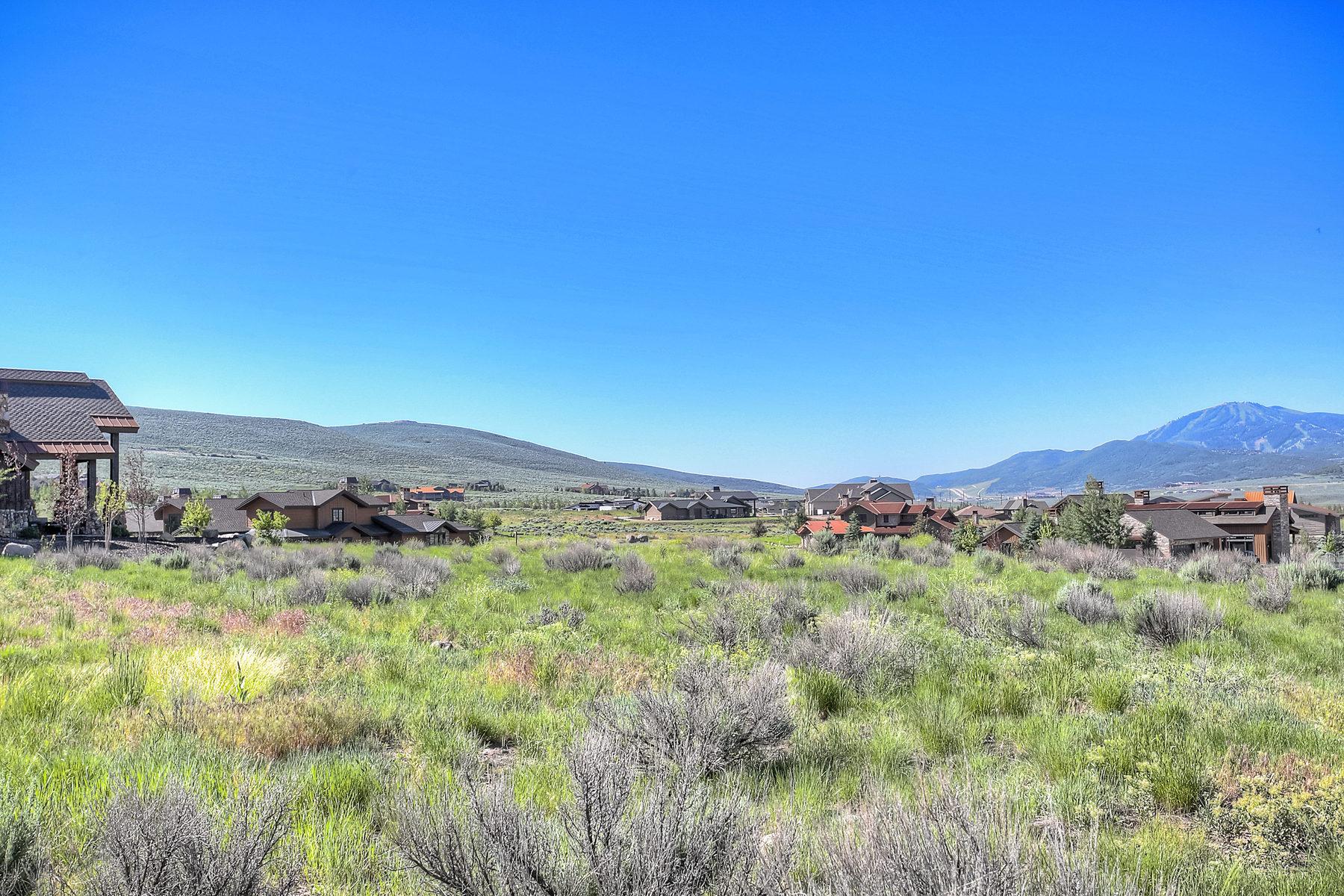 Частный односемейный дом для того Продажа на Mountain Modern Masterpiece 2302 Palomino Trail Park City, Юта 84098 Соединенные Штаты