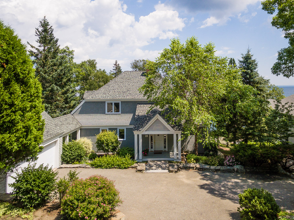 Single Family Home for Sale at 16 Eastward On The Ocean Rockport, Maine, 04856 United States