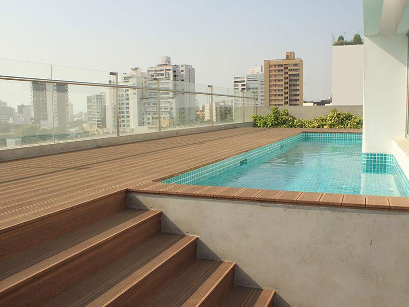 Appartamento per Vendita alle ore Exclusivo Pent House Dúplex de Estreno Los Castaños San Isidro, Lima, 27 Peru