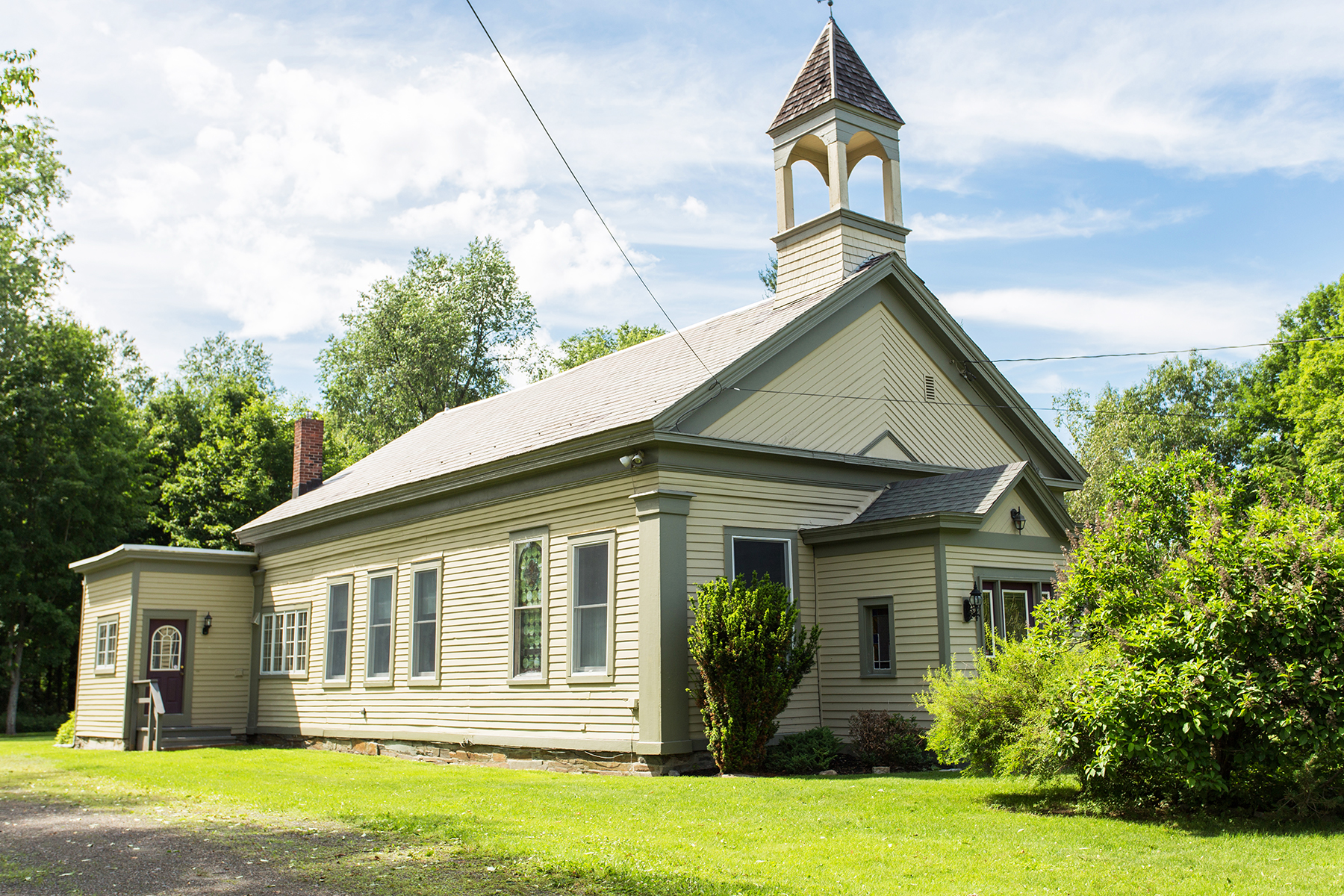 Property For Sale at Renovated Church
