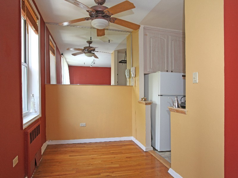 rentals property at Large and Sun-filled 1 BR Co-op