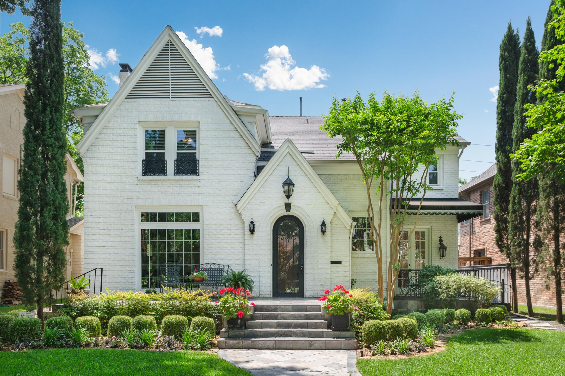 Single Family Home for Sale at University Park Tudor 3517 Stanford Avenue Dallas, Texas, 75225 United States