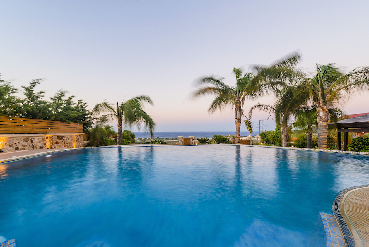 Single Family Home for Sale at Private Retreat Kalithies Private Retreat Rhodes, Southern Aegean, 85100 Greece