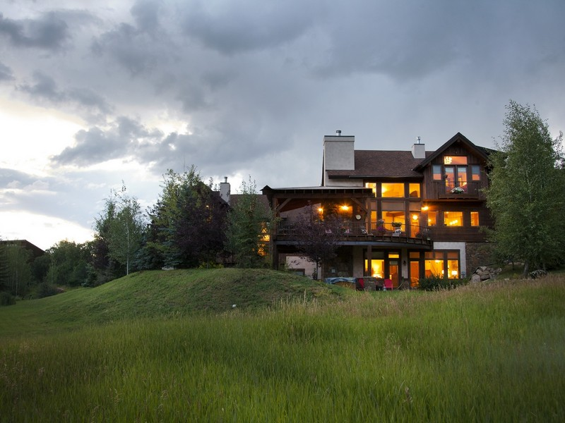 Townhouse for Sale at Overlook Vista 1327 Overlook Dr. Steamboat Springs, Colorado 80487 United States