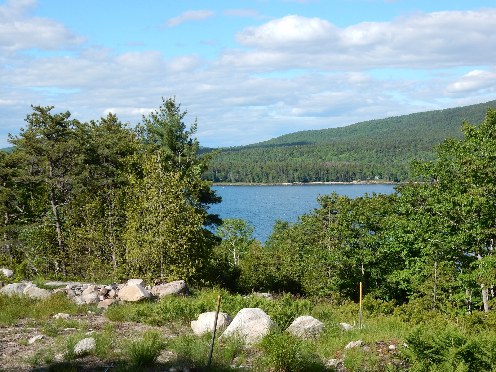 Terreno por un Venta en Sound View Estates Lot 3 Lot 3 Sound View Estates Mount Desert, Maine, 04660 Estados Unidos