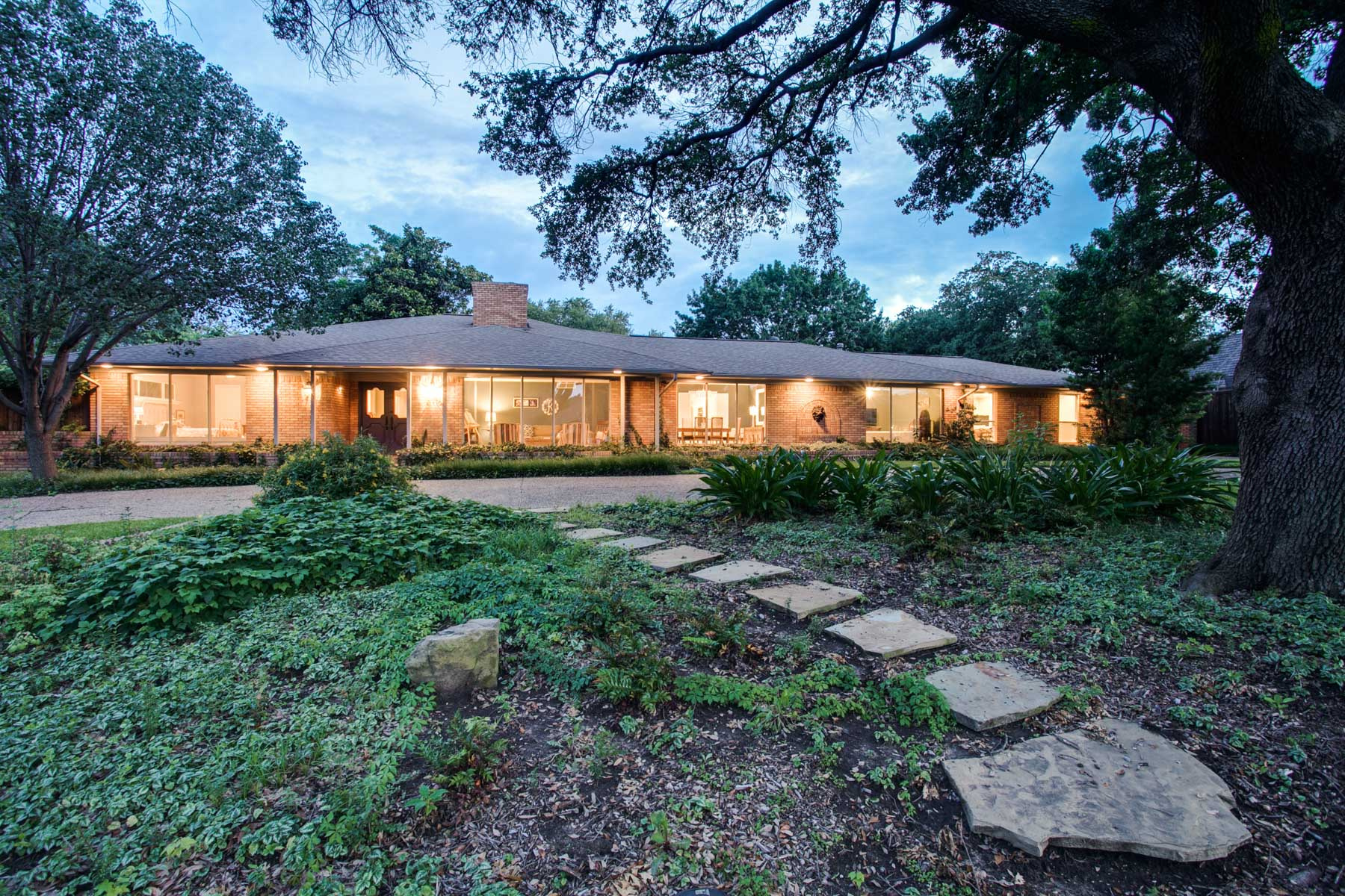 sales property at Beautiful Preston Hollow Traditional