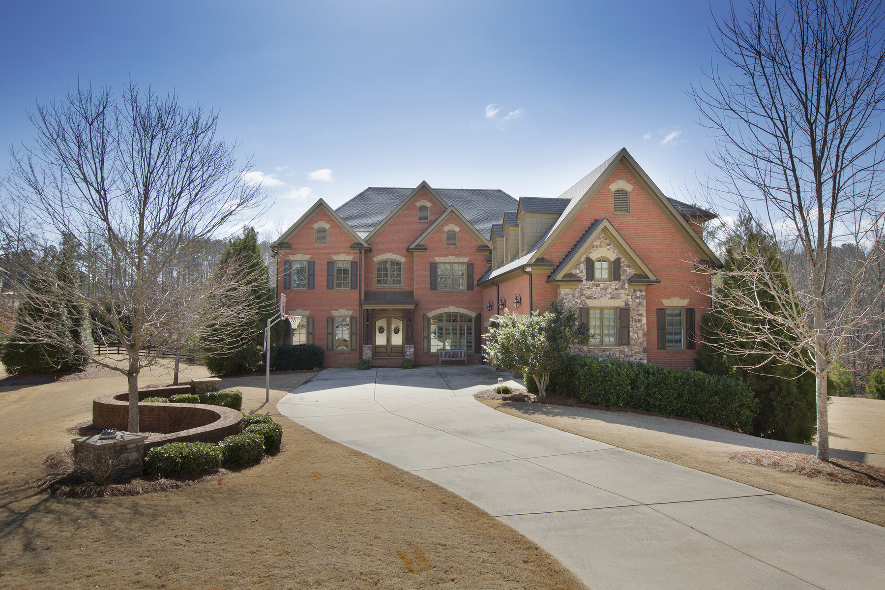 sales property at Traditional Custom Home in Beautiful Kingsley Estates