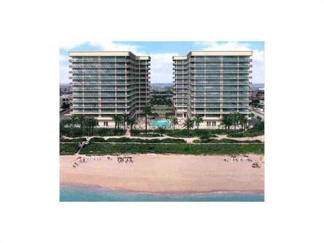 Copropriété pour l Vente à Solimar Condo 9559 Collins Ave. Unit S 3-B Miami Beach, Florida 33154 États-Unis