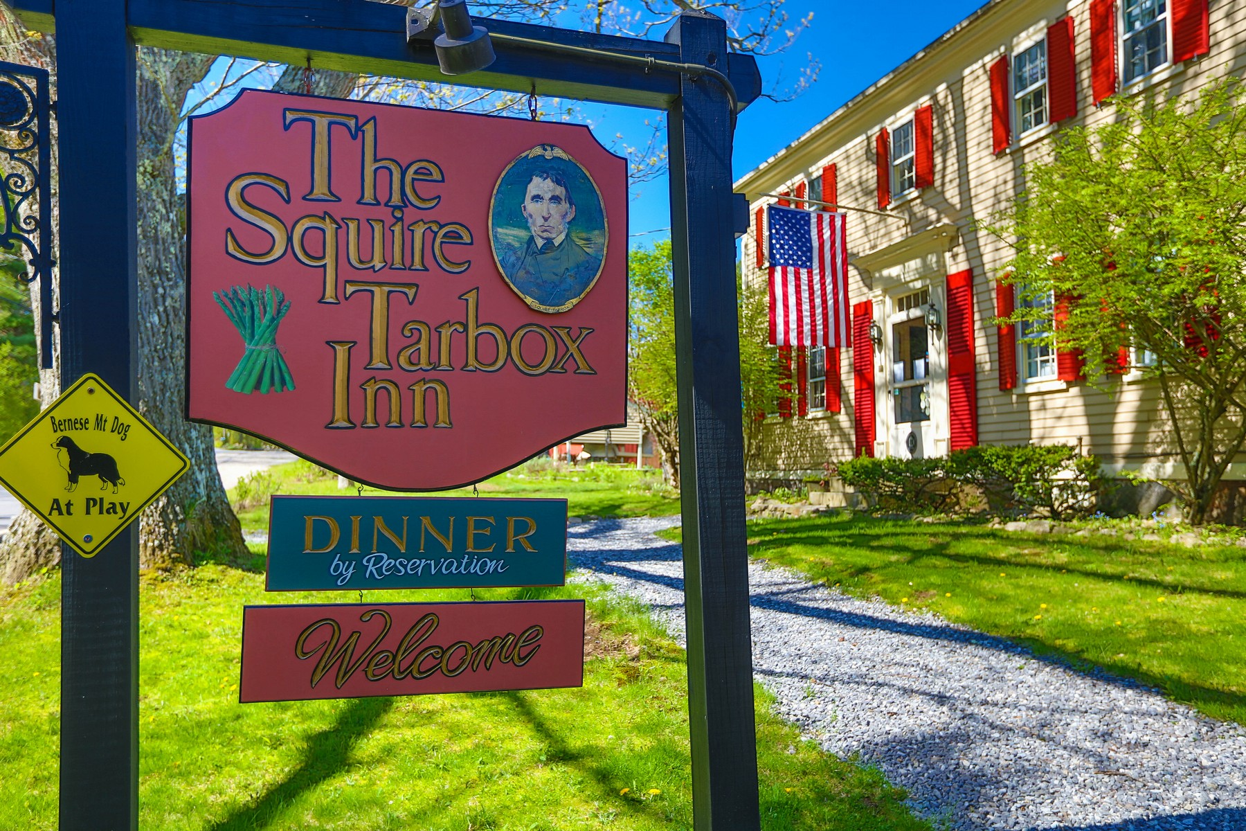 Single Family Home for Sale at Squire Tarbox Inn 1181 Main Road Westport Island, Maine, 04578 United States