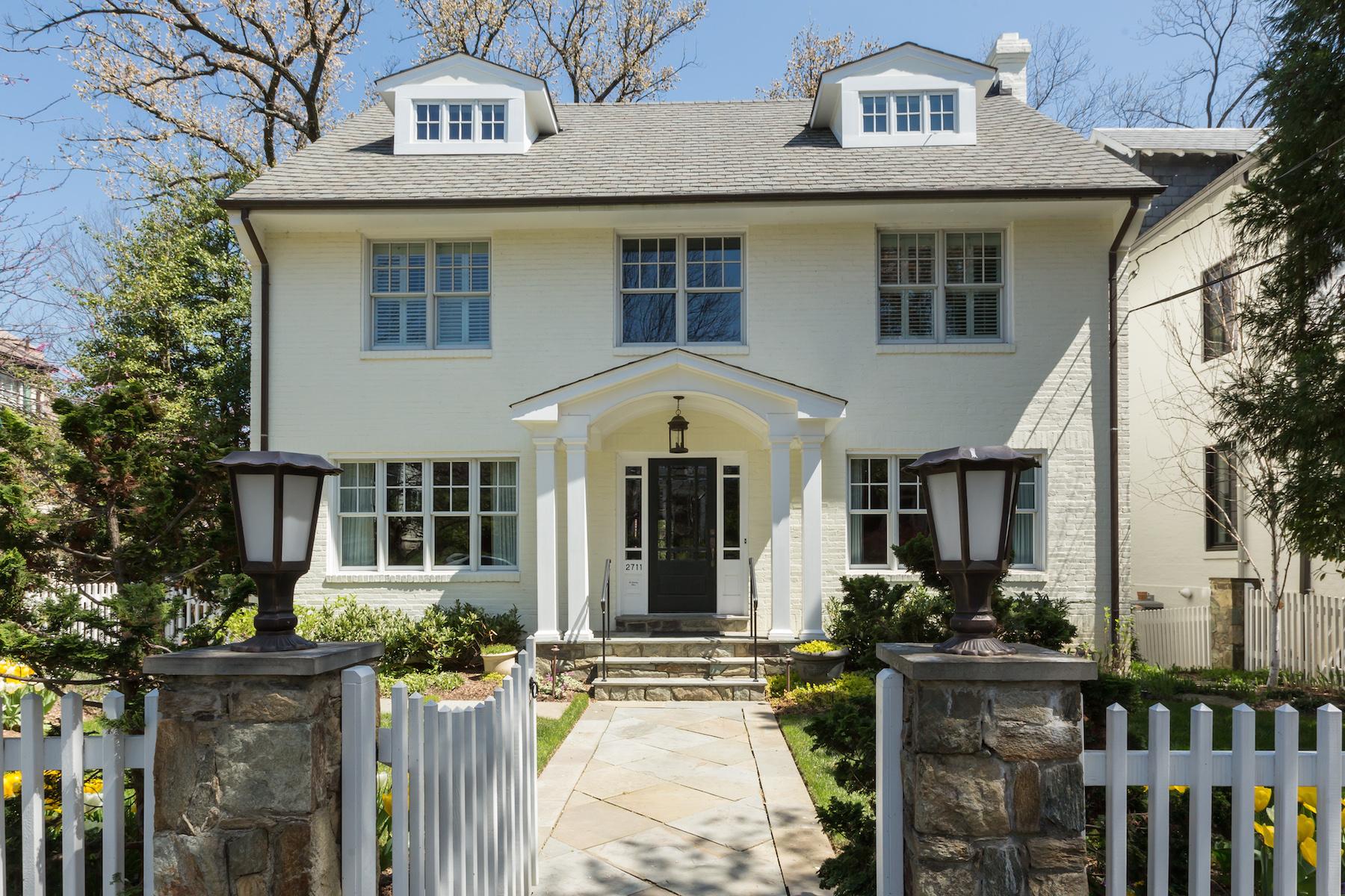一戸建て のために 売買 アット 2711 36th Street Nw, Washington Washington, コロンビア特別区, 20007 アメリカ合衆国