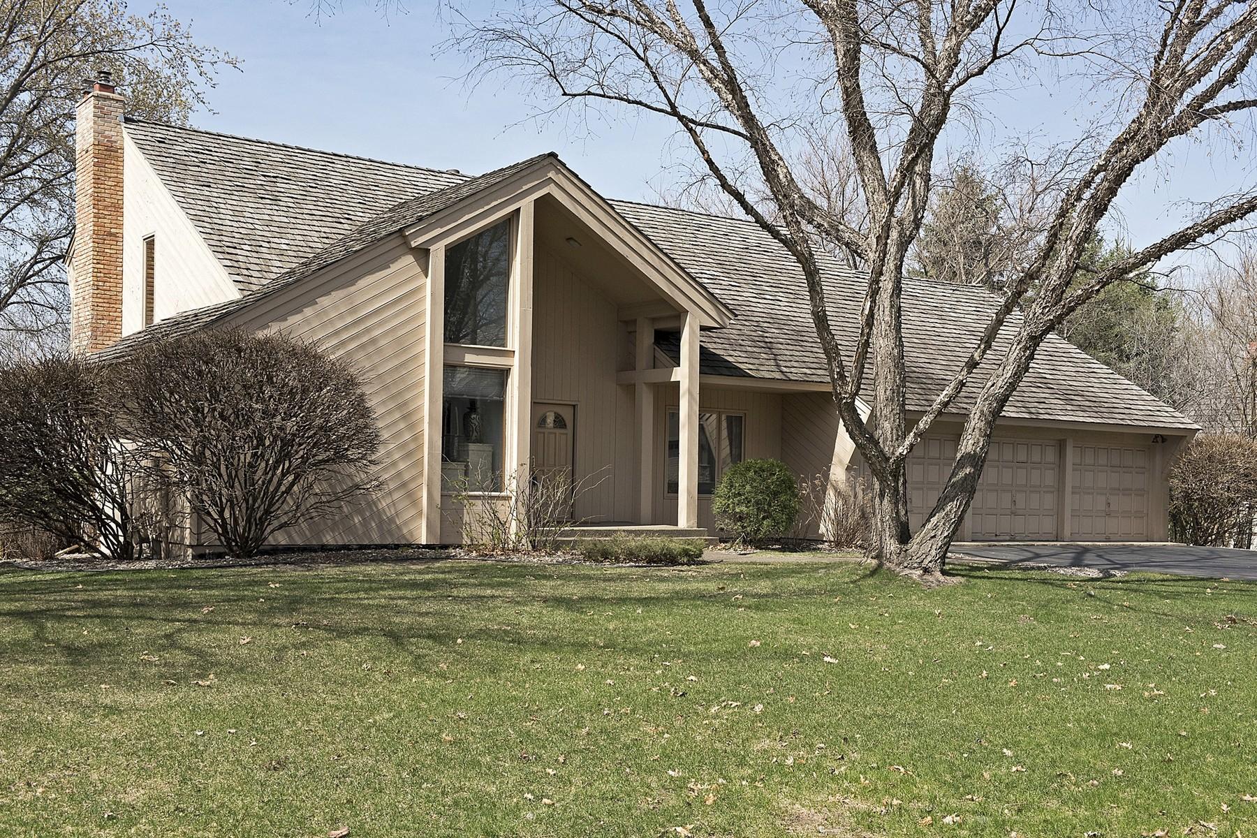Single Family Home for Sale at 5206 Green Farms Road Edina, Minnesota 55436 United States