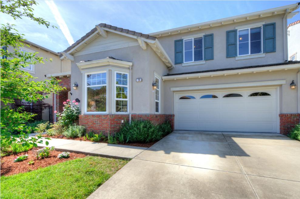 Single Family Home for Sale at Desirable Hamilton Field Location 20 Ashland Drive Novato, California, 94949 United States