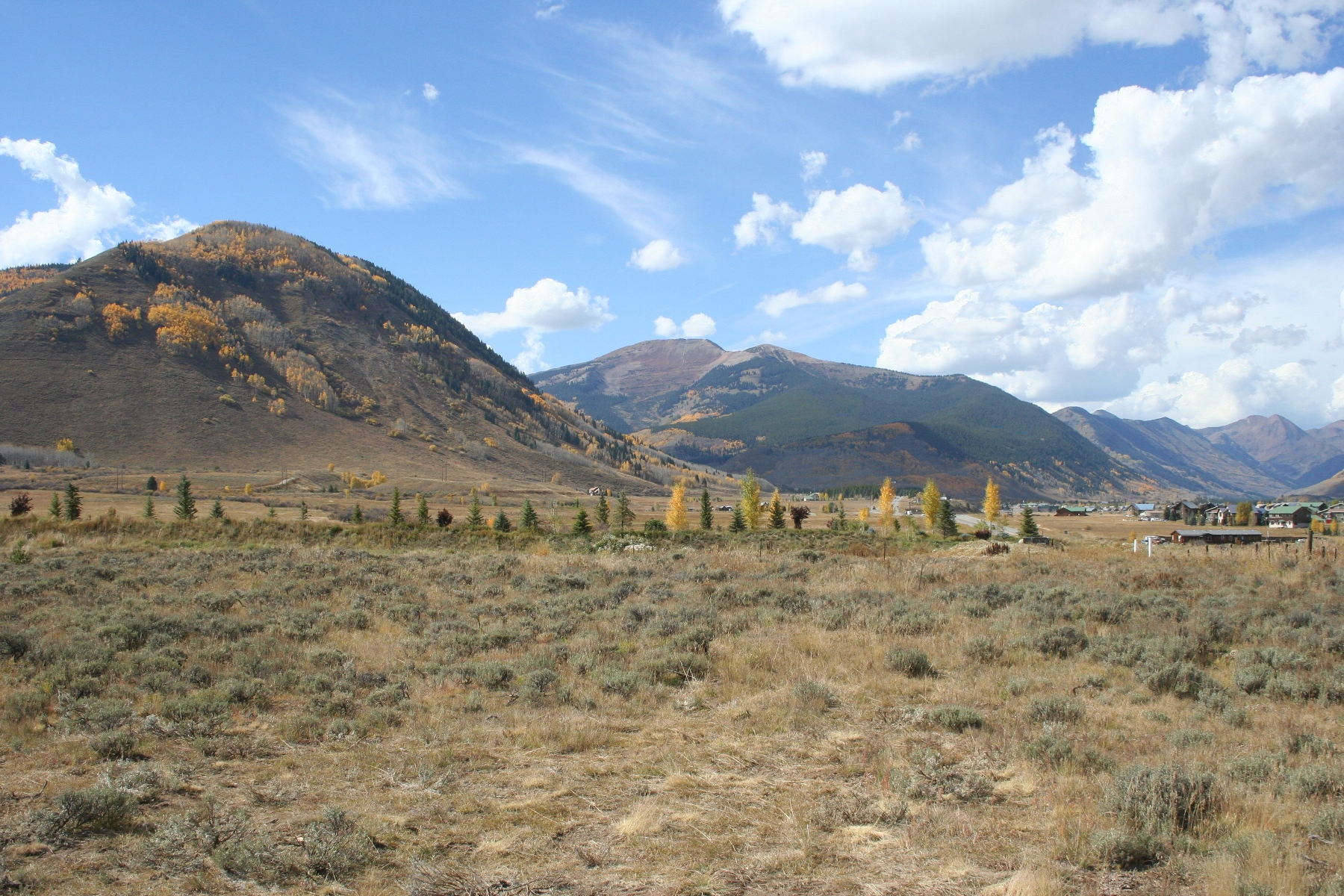 Land for Sale at Large Acreage Land Parcel 25315 State Highway 135 Crested Butte, Colorado 81224 United States