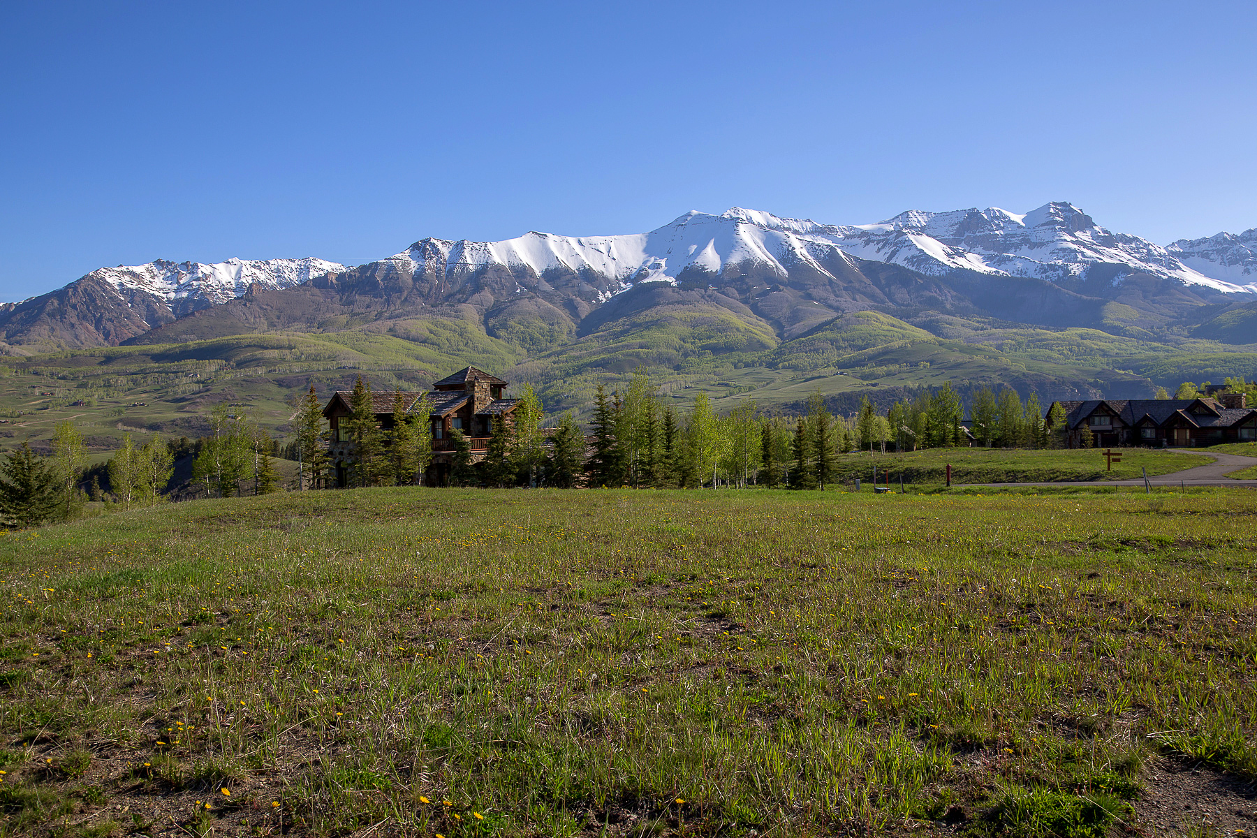 Terreno por un Venta en Lot 725, TBD Benchmark Drive Lot 725, TBD Adams Ranch Road Telluride, Colorado 81435 Estados Unidos
