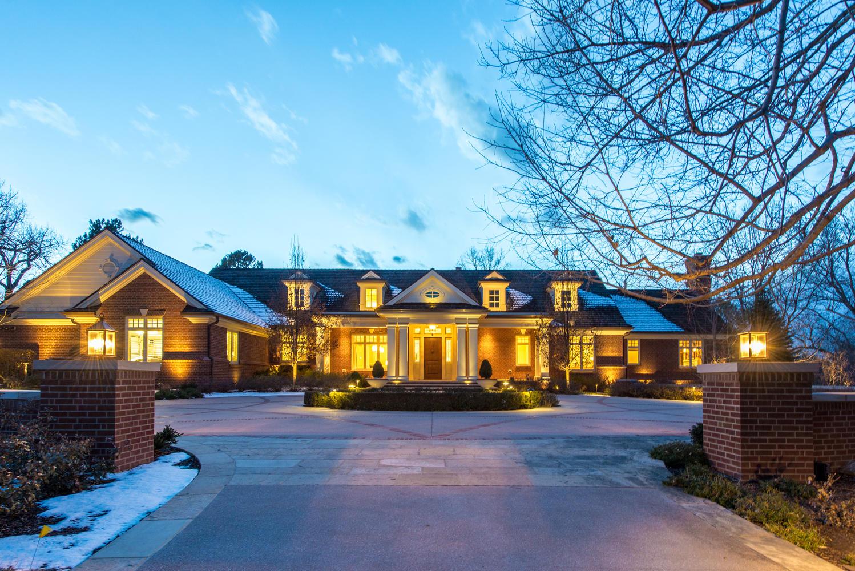 단독 가정 주택 용 매매 에 14 Cherry Hills Drive Cherry Hills Village, 콜로라도, 80113 미국