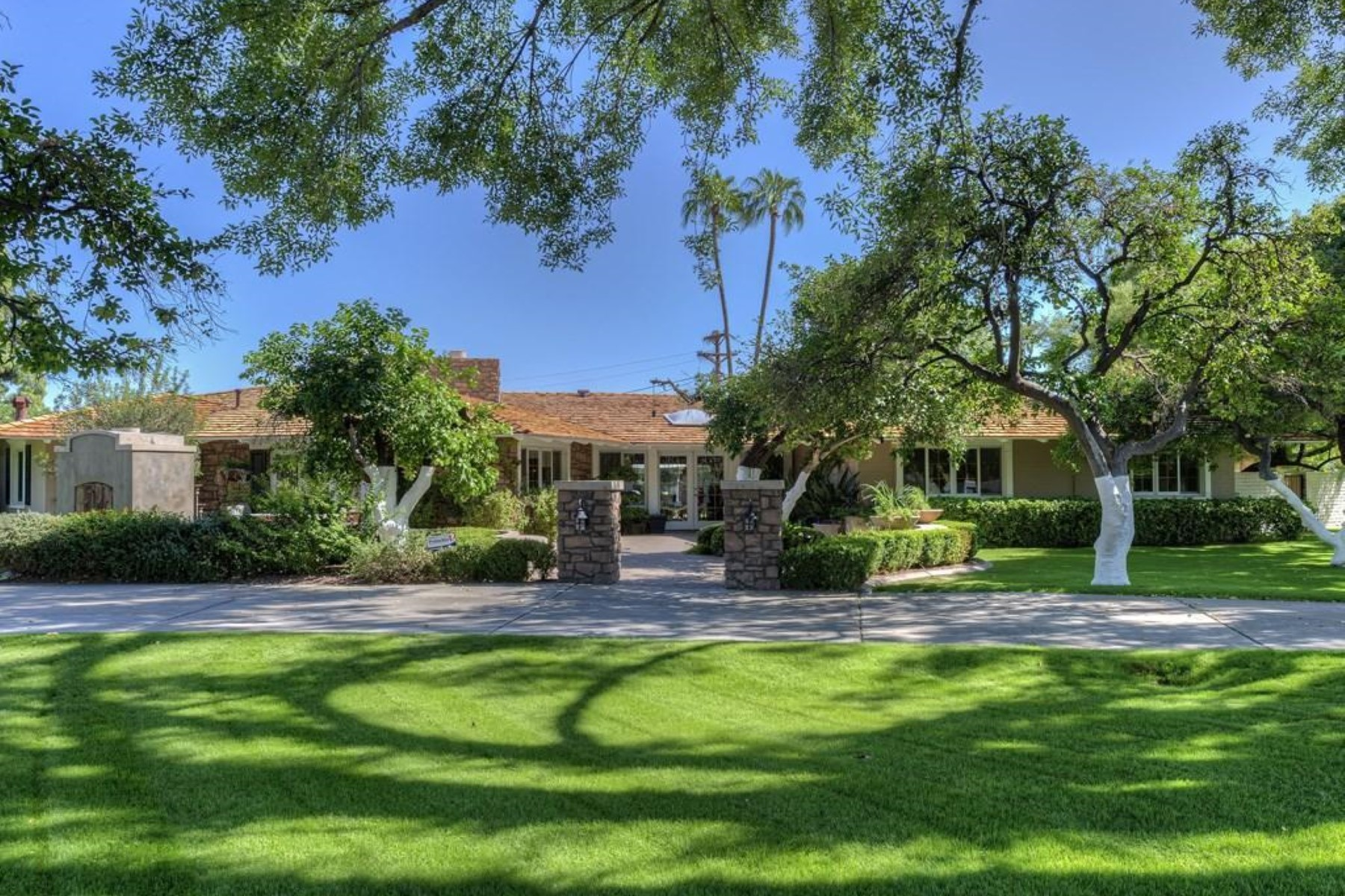 sales property at Located in one of Arcadia's most coveted locations on an ideal lot