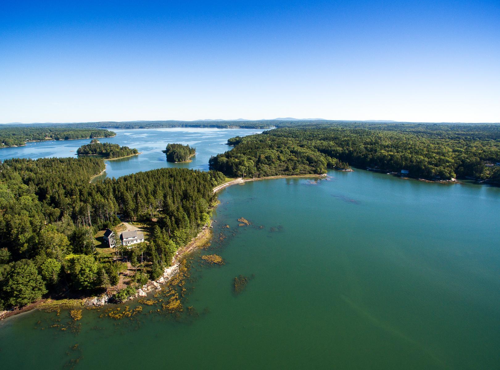 Einfamilienhaus für Verkauf beim 650 Deaver Road Waldoboro, Maine, 04572 Vereinigte Staaten