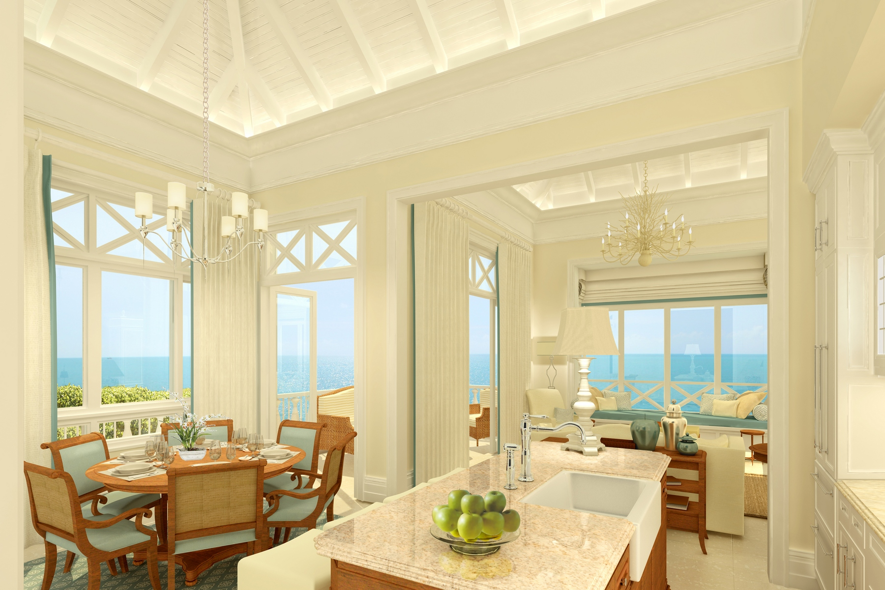 Condominium for Sale at The Shore Club ~ Suite 1502 Beachfront Long Bay, Providenciales TCIBWI Turks And Caicos Islands