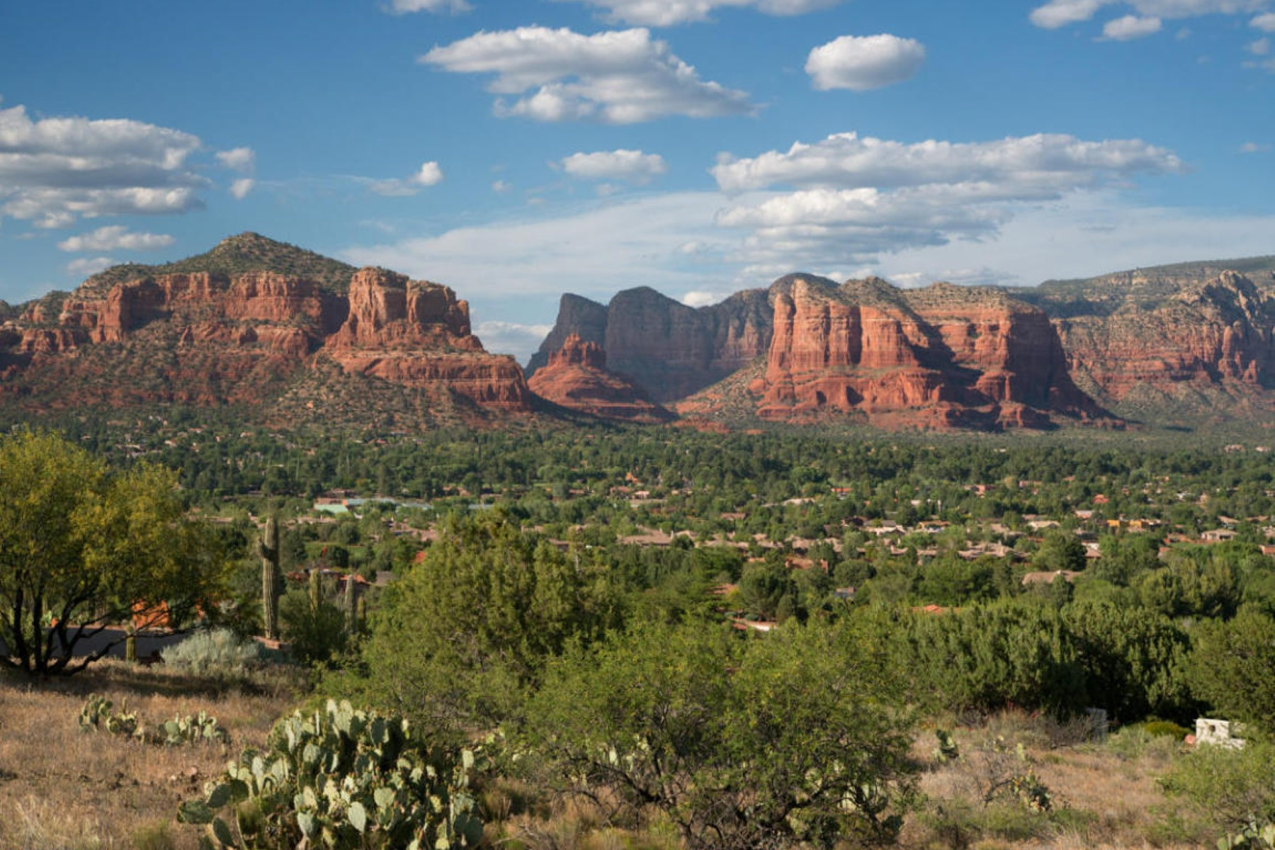 토지 용 매매 에 Truly magical land next to Coconino National Forest 35 Diamond Sky Drive Sedona, 아리조나, 86351 미국