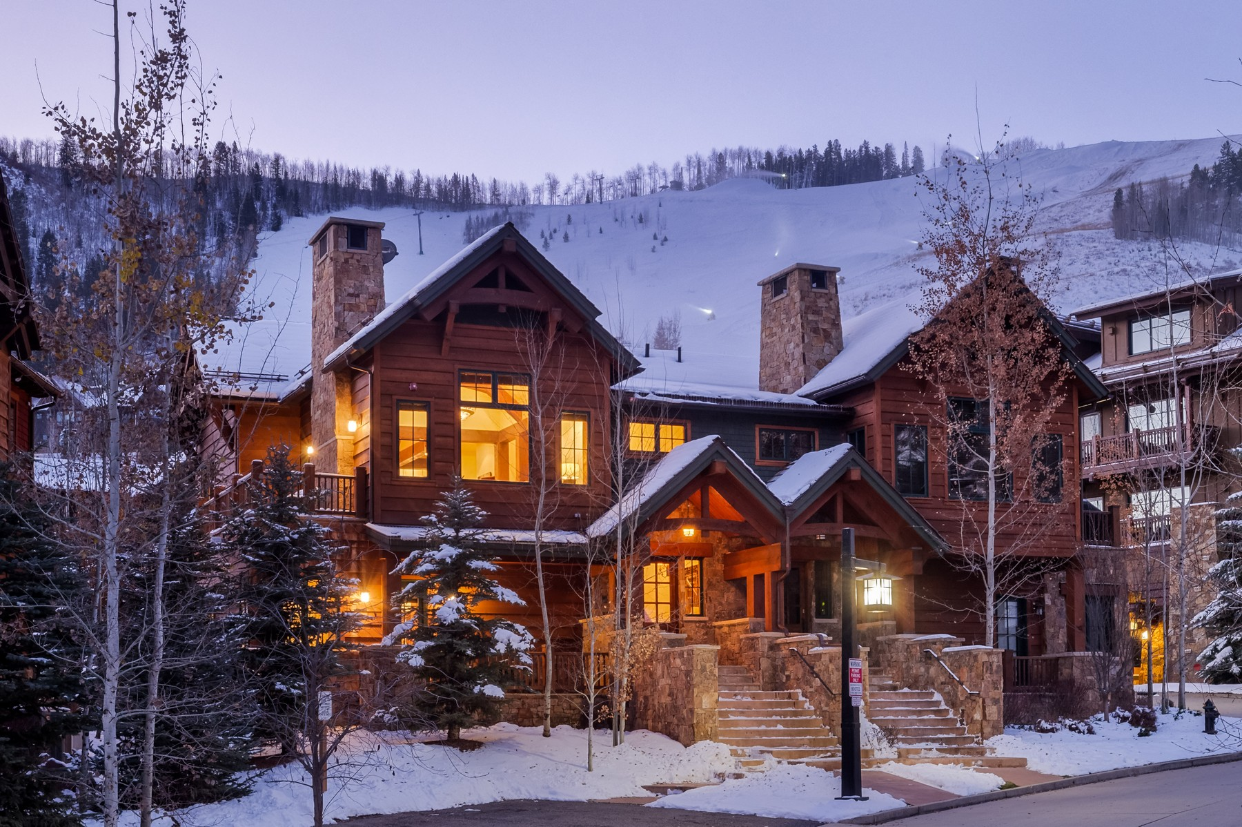 Property For Sale at Expansive Views up Aspen/Highlands Mountain