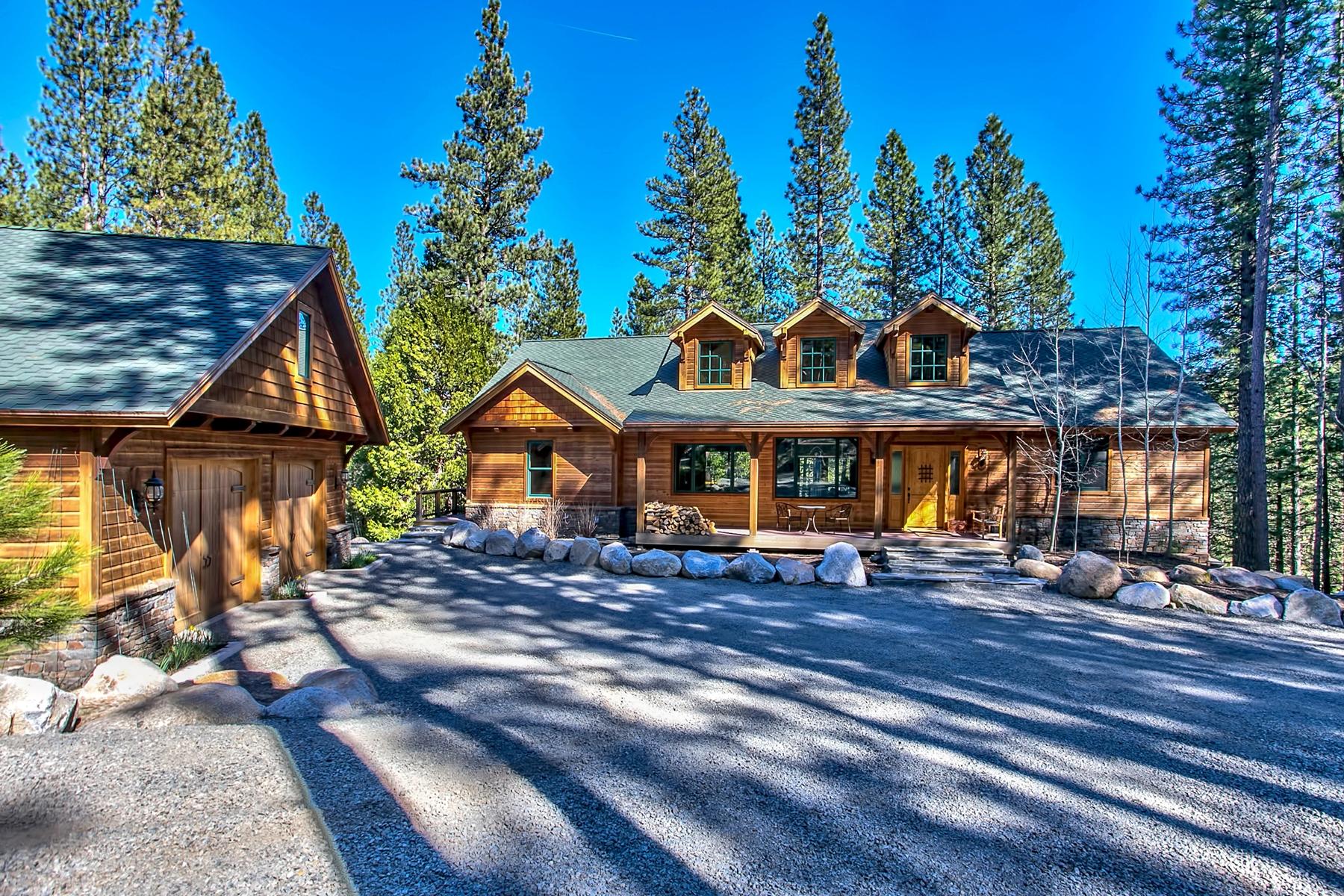Casa Unifamiliar por un Venta en 358 Gold Nugget Lane Graeagle, California 96103 Estados Unidos