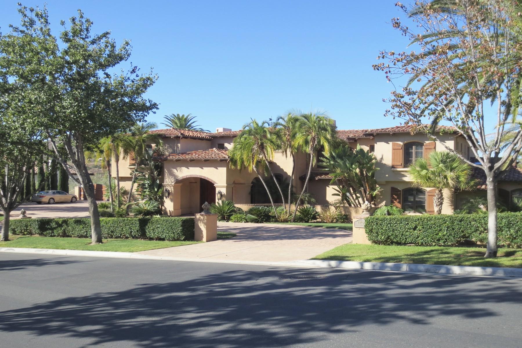 Casa Unifamiliar por un Alquiler en 18090 Old Coach Drive Poway, California 92064 Estados Unidos