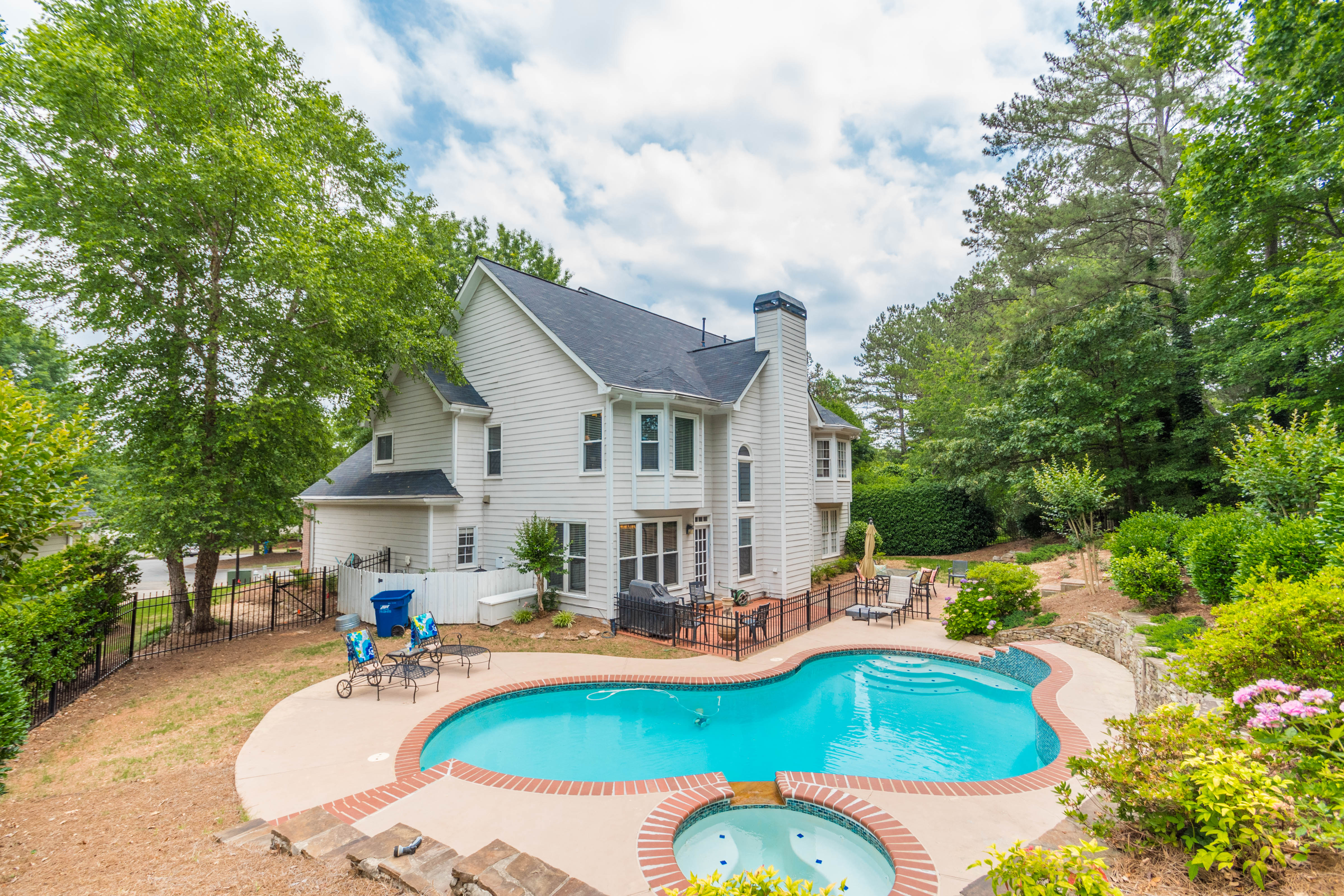 sales property at Windward Pool Home in Alpharetta