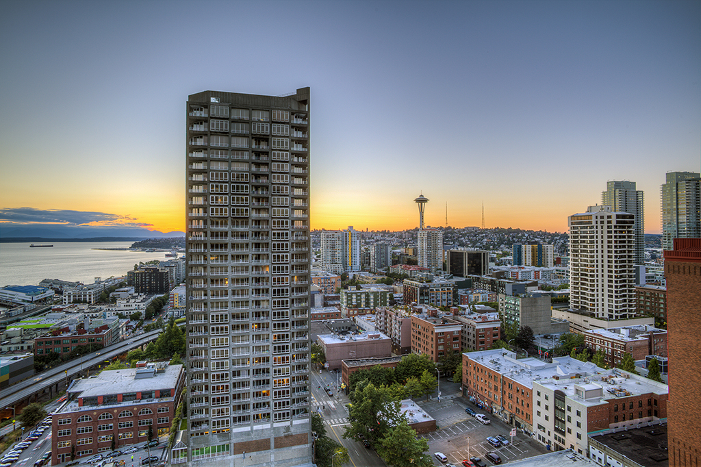 Condominium for Sale at 2033 1st Avenue #3, Seattle 98121 Seattle, Washington 98121 United States