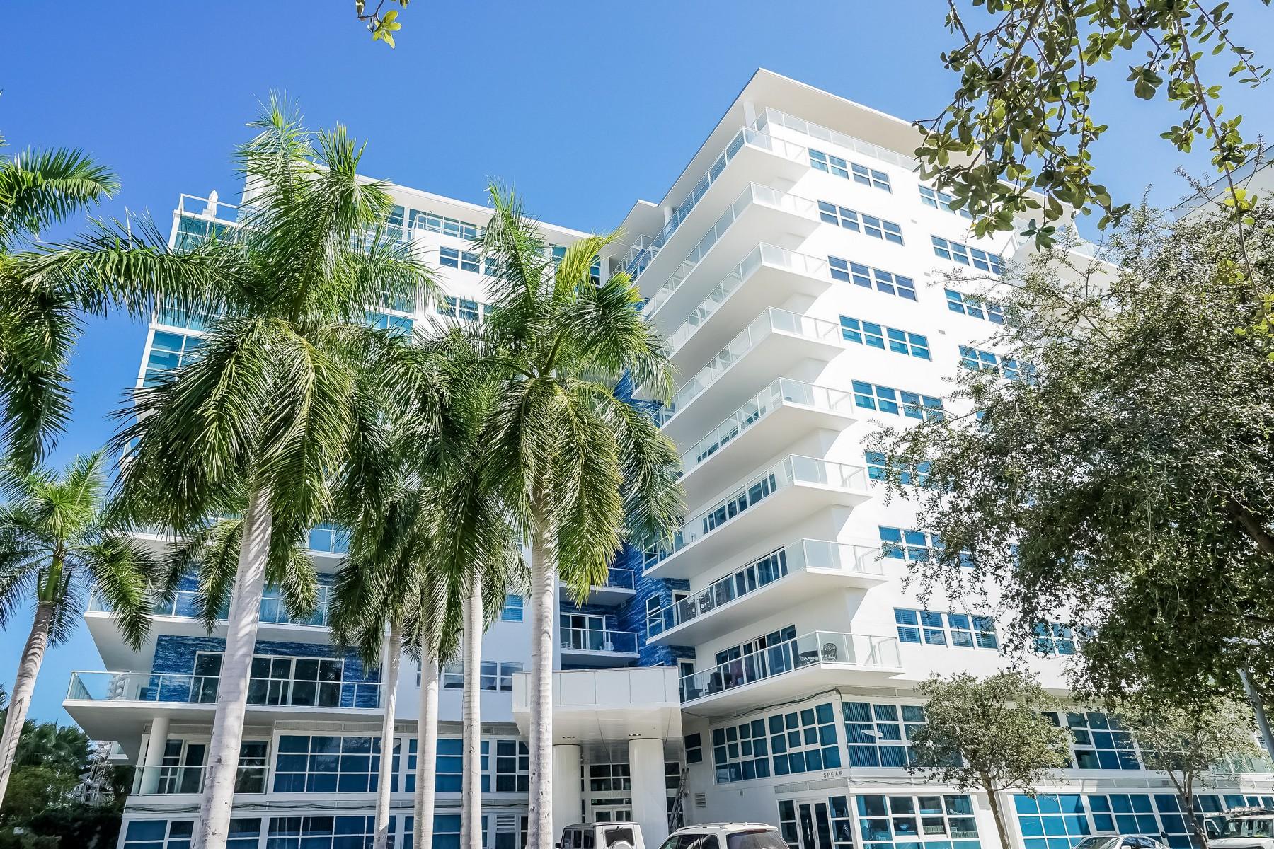 Maison unifamiliale pour l Vente à 6103 Aqua Ave #301 Miami Beach, Florida 33141 États-Unis
