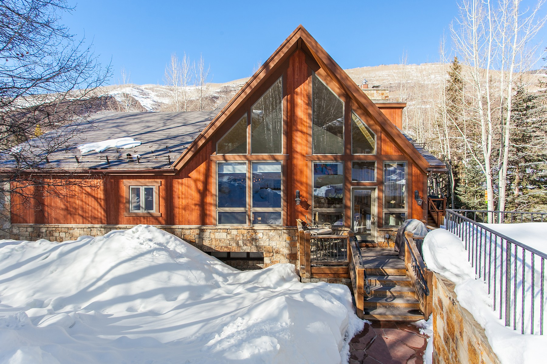 Single Family Home for Sale at 1517 Vail Valley Drive 1517 Vail Valley Dr 1 Vail, Colorado 81657 United States