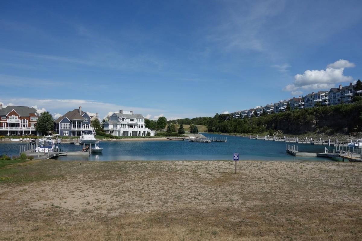 Land for Sale at Lake Shore Village 23 3398 Village Harbor Bay Harbor, Michigan 49770 United States