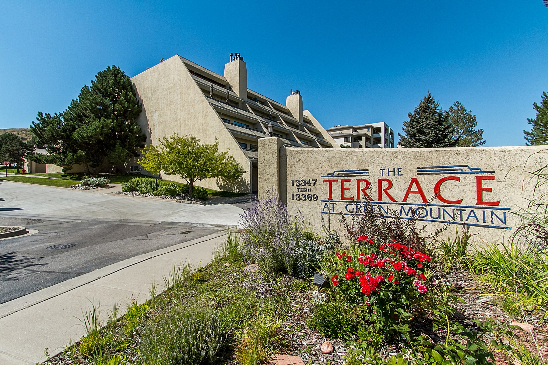 Condominium for Sale at 13351 West Alameda Parkway #104 Lakewood, Colorado 80228 United States