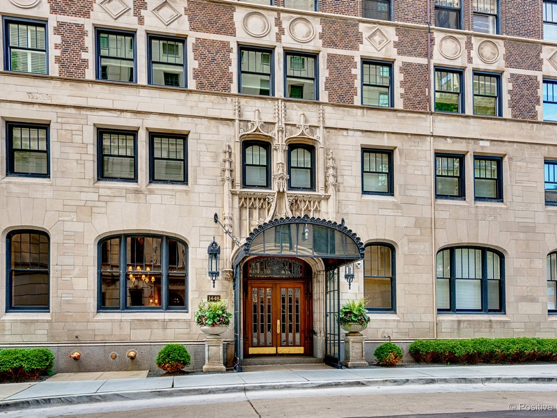 Co-op for Sale at Elegant Three Bedroom 1448 N Lake Shore Drive #4C Near North Side, Chicago, Illinois 60610 United States
