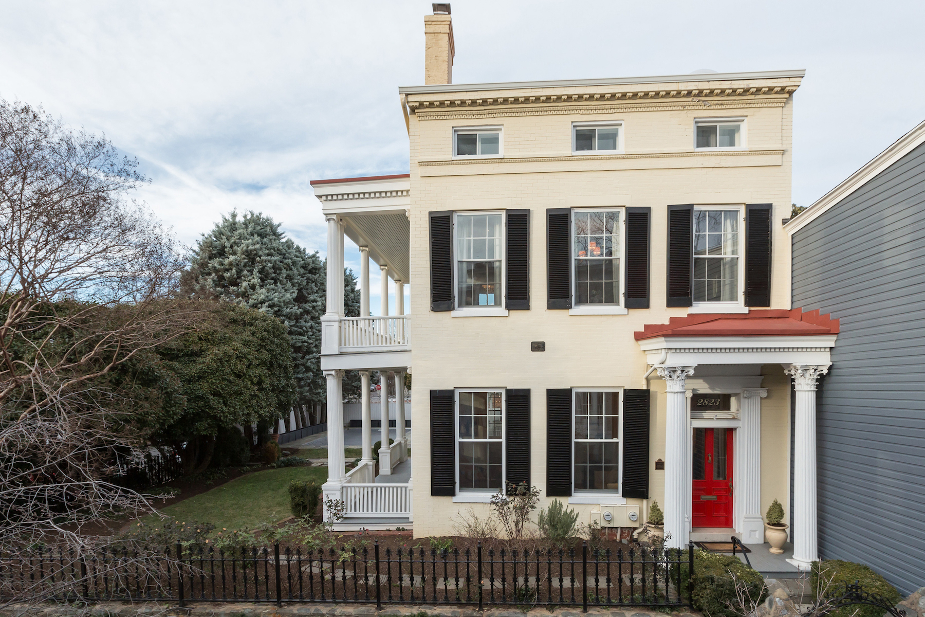Townhouse for Sale at Georgetown 2823 N Street NW Georgetown, Washington, District Of Columbia 20007 United States