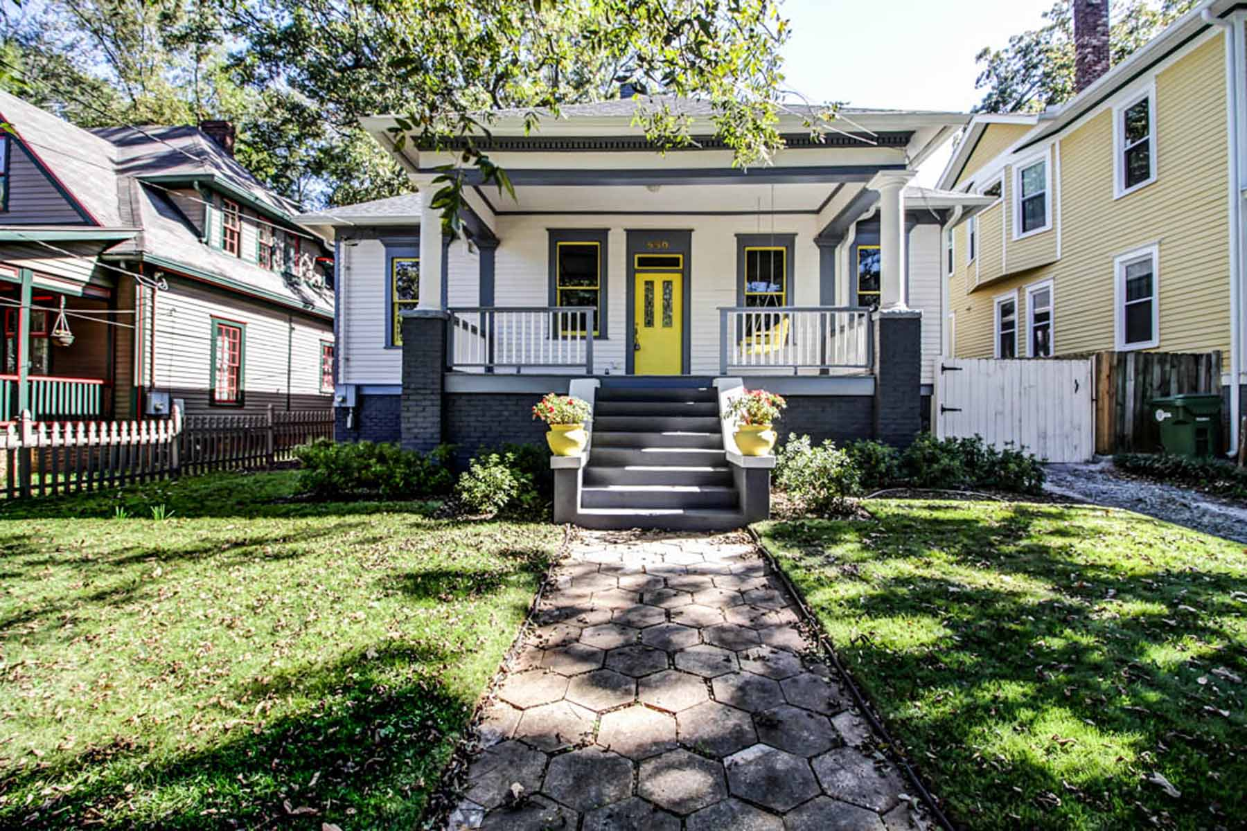 Property For Sale at Modern Total Renovation! Restored Bungalow In Grant Park