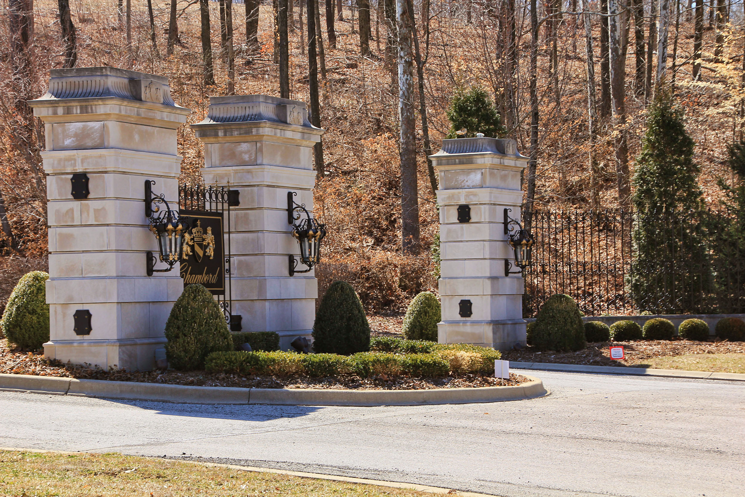 Land for Sale at Estate lot 6 Chateaux de Chambord Floyds Knobs, Indiana 47119 United States