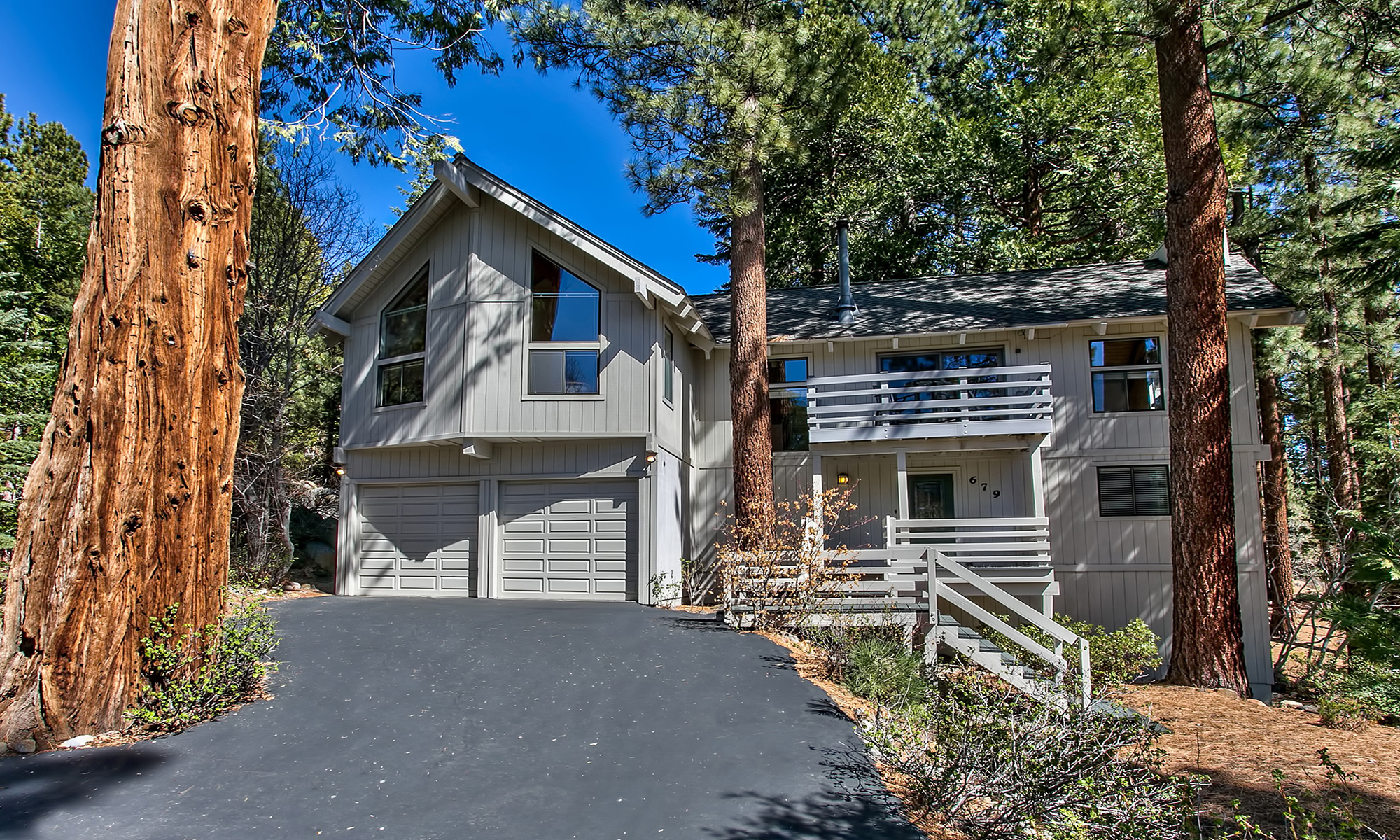 Single Family Home for Sale at 679 Alpine View Drive Incline Village, Nevada 89451 United States