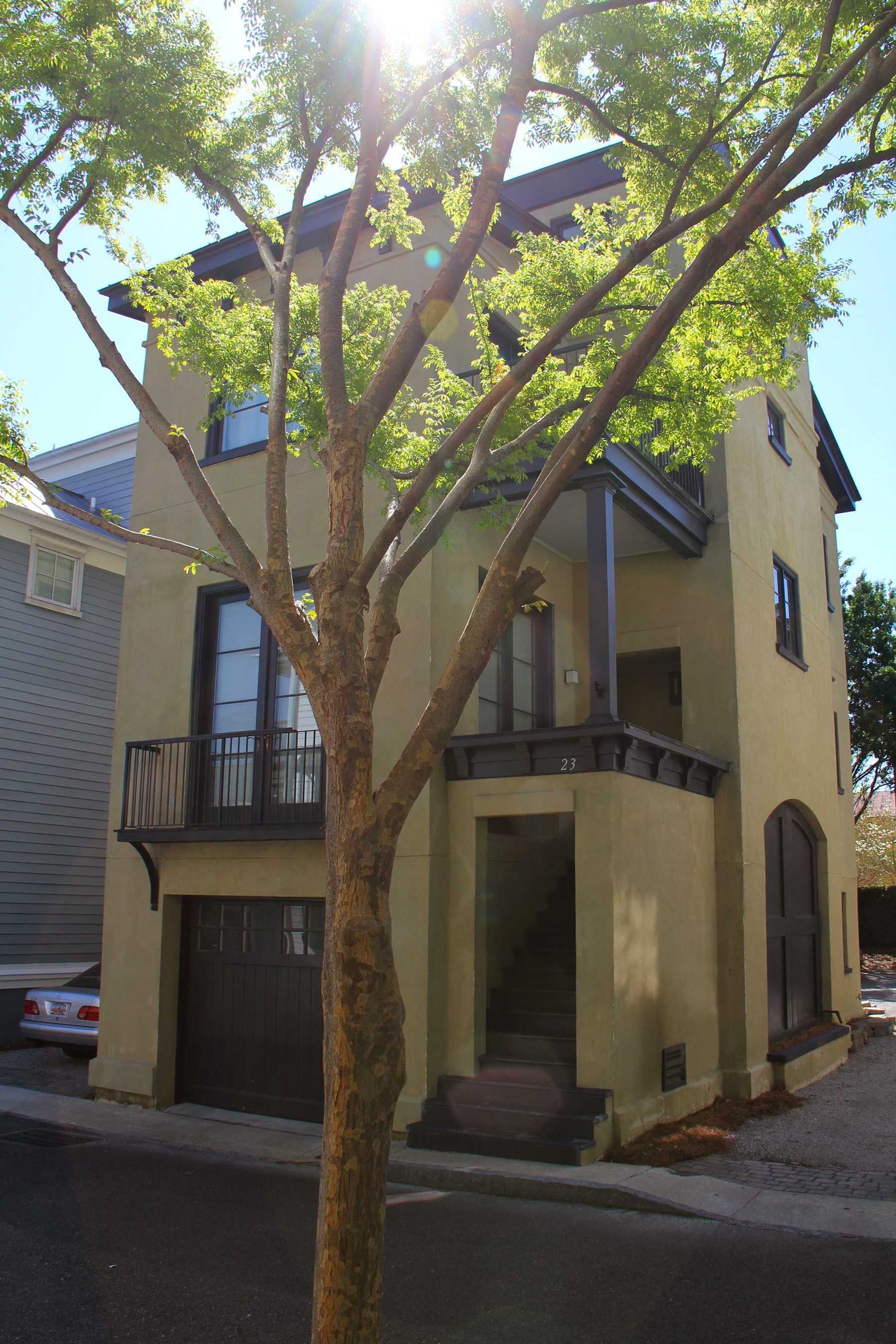 Townhouse for Sale at 23 Corinne Street 23 Corinne Street Unit 4 Radcliffeborough, Charleston, South Carolina, 29403 United States