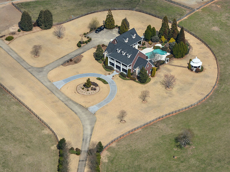 Farm / Ranch / Plantation for Sale at Custom Home on +/-71 Acres 525 Murphy Road Newnan, Georgia 30263 United States