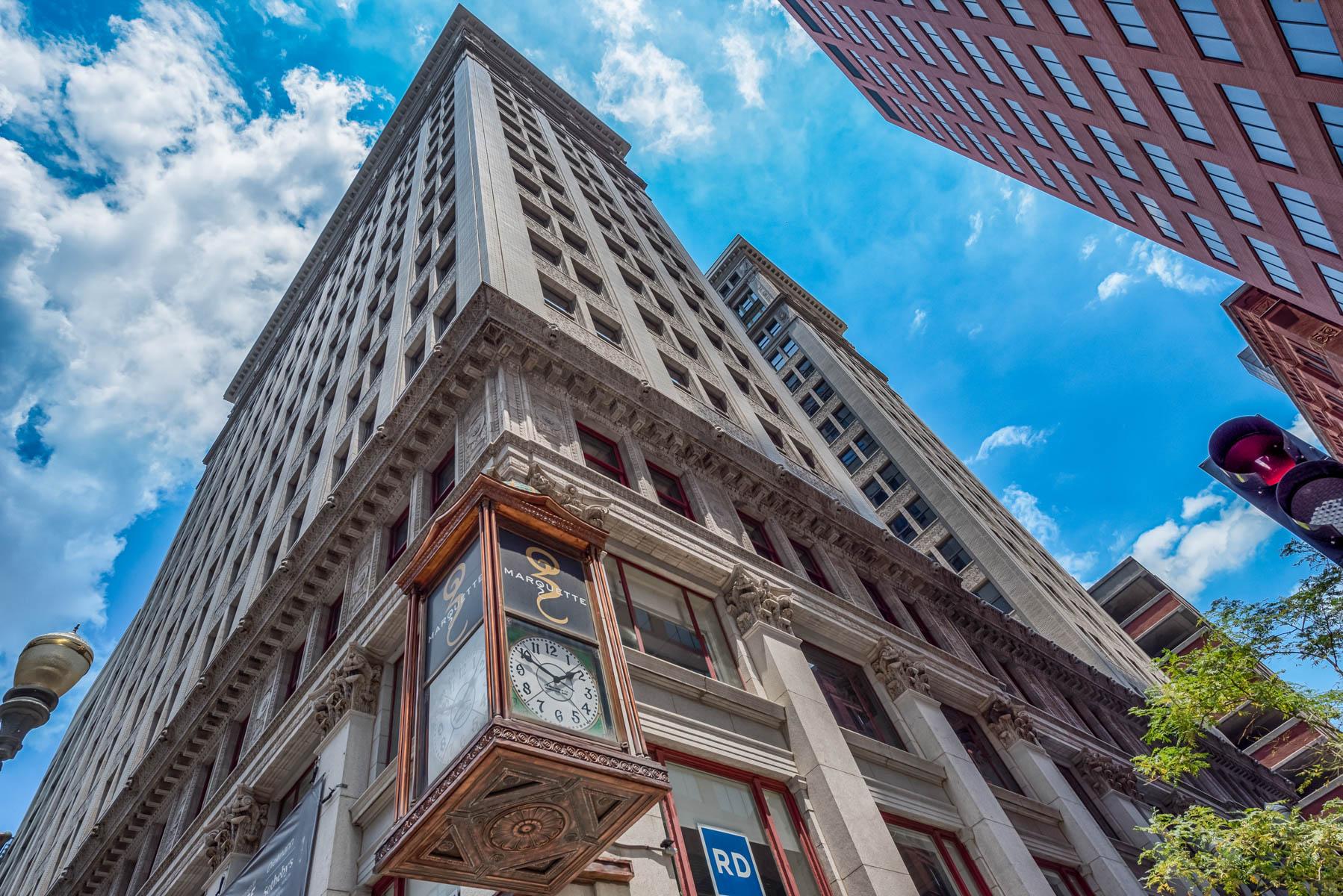 Condominium for Sale at N Broadway 314 N Broadway #1205 St. Louis, Missouri, 63102 United States