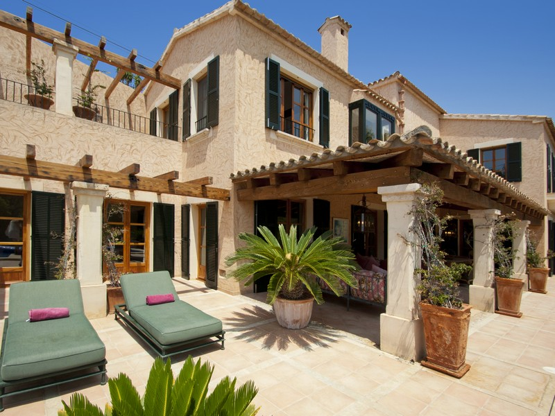 Multi-Family Home for Sale at Mediterranean villa in Cala Marmacen with sea view Port Andratx, Mallorca 07157 Spain