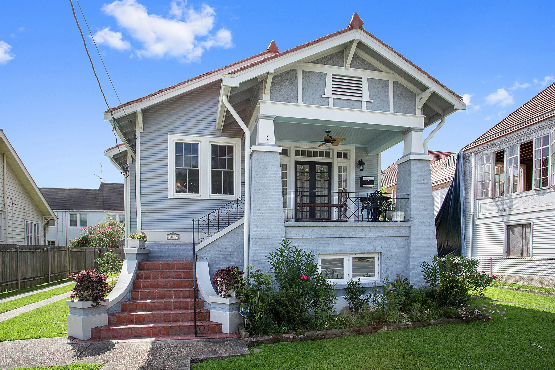 Single Family Home for Sale at 3015 Nashville Ave New Orleans, Louisiana 70125 United States