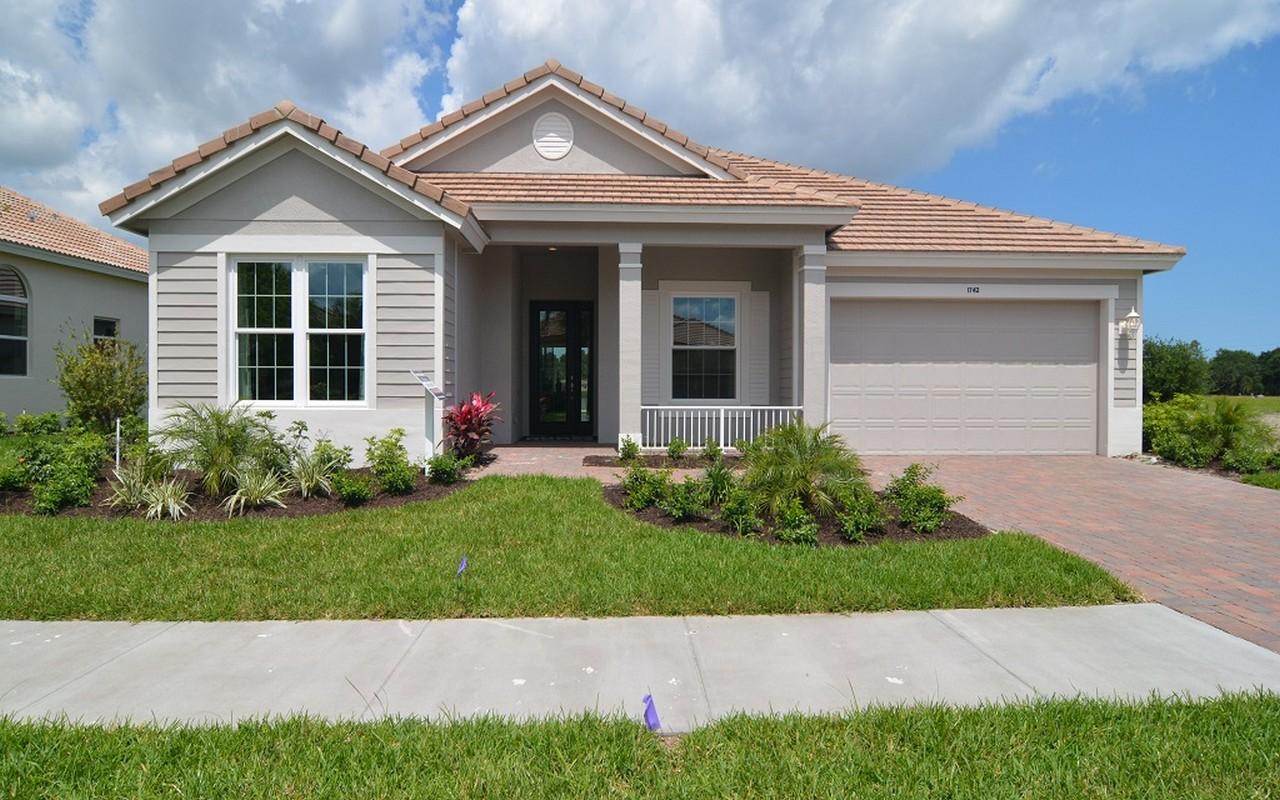Moradia para Venda às Custom Home to be Built on Cul-de-Sac 3945 Oak Hollow Ave Vero Beach, Florida, 32966 Estados Unidos